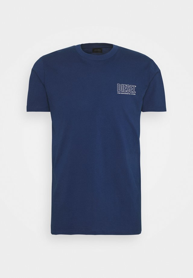 JAKE - T-shirt print - blue