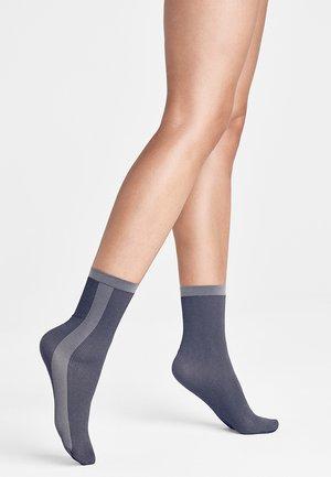 Socks - navy opal/ash