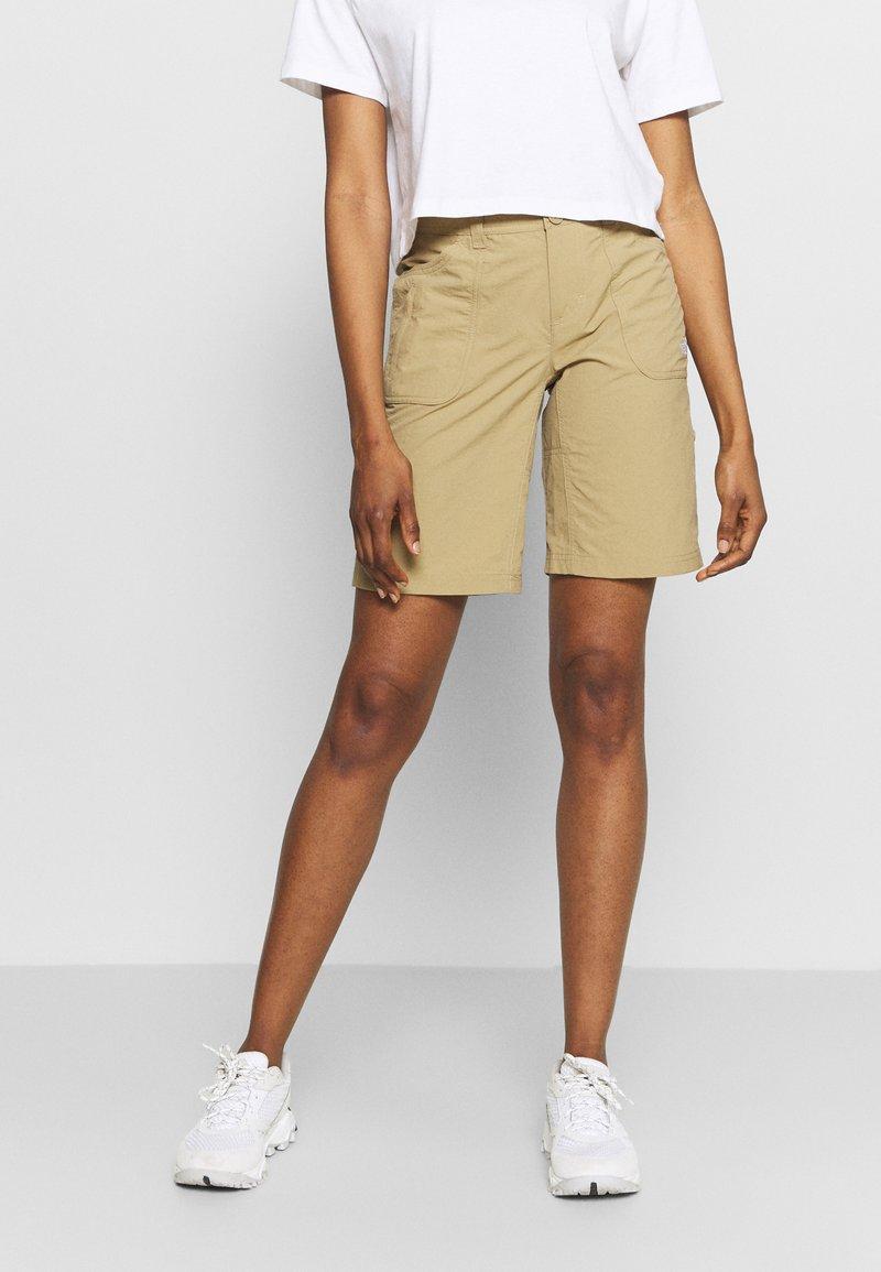The North Face - HORIZON SUNNYSIDE - Sports shorts - kelp tan