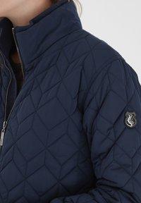 Fransa - FRLAENGLISH - Light jacket - dark peacoat - 4