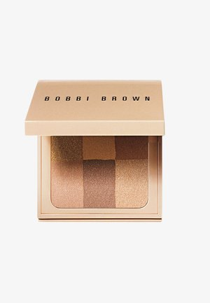 NUDE FINISH ILLUMINATING POWDER BUFF - Powder - nude