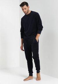 Jockey - Pyjamasöverdel - blue - 1