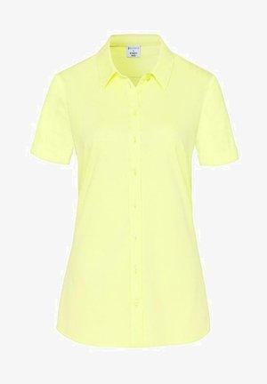 Button-down blouse - acid
