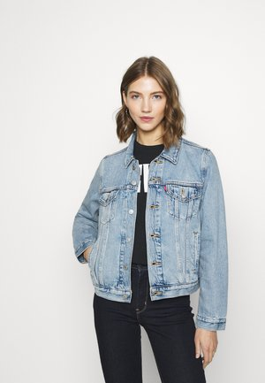 ORIGINAL TRUCKER - Veste en jean - all mine