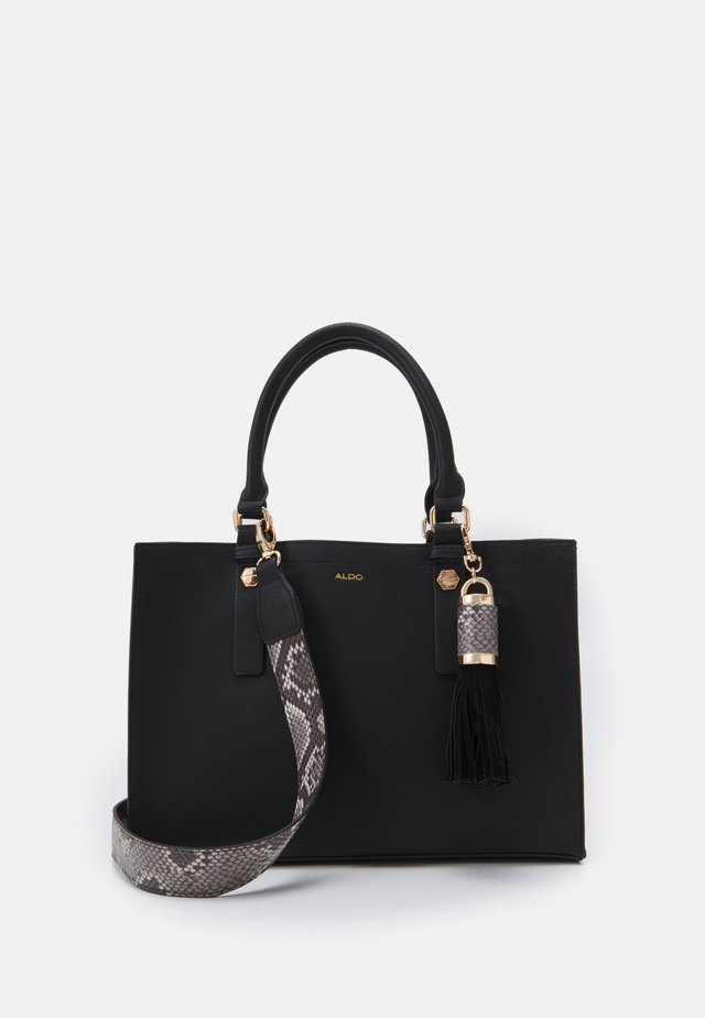 Handbag - black/gold