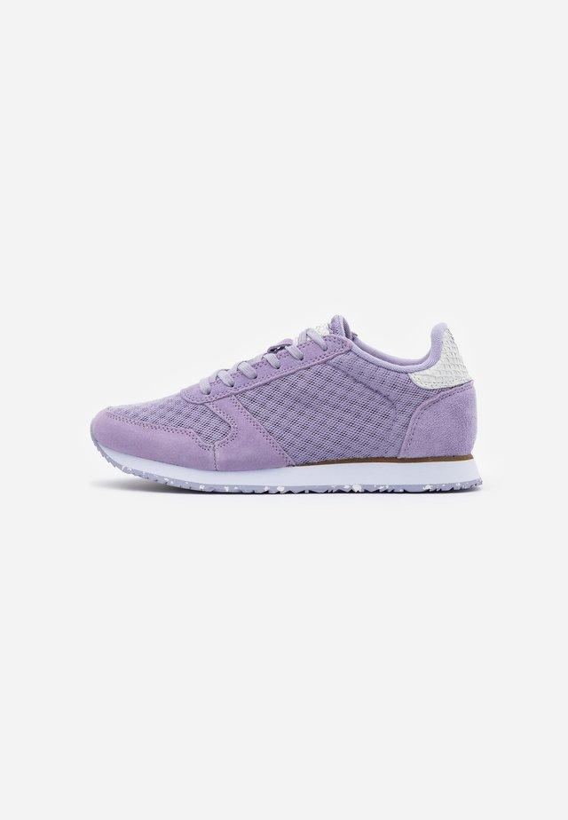 YDUN SUEDE MESH II - Sneakers laag - lavender