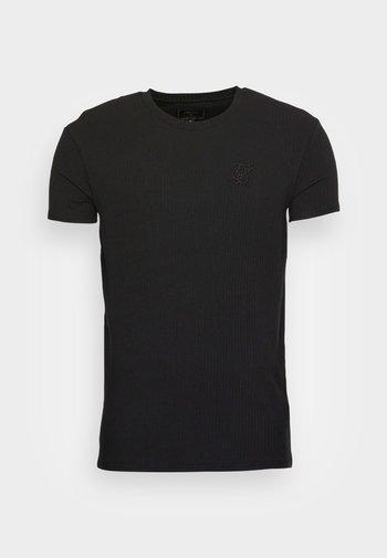 GYM TEE - T-shirt basic - black