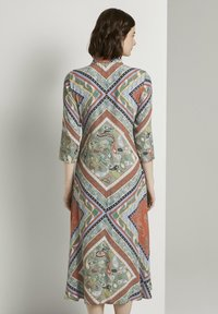 TOM TAILOR DENIM - Shirt dress - patchwork paisley print - 2