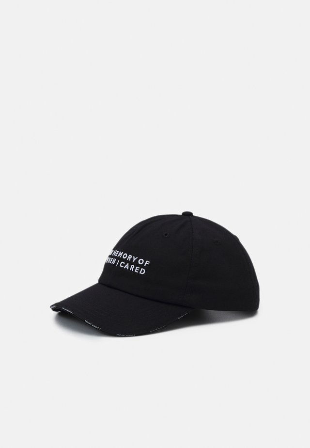 HAT NAMEMORY - Cap - black
