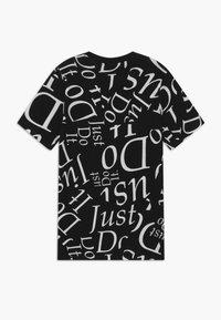 Nike Sportswear - Printtipaita - black - 1