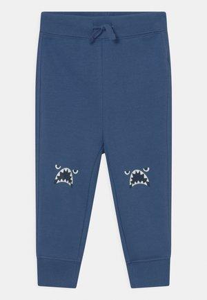 TODDLER BOY CRITTER - Trousers - chrome blue