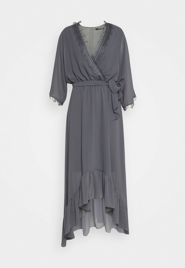 DANAE MAXI - Cocktailkjole - dark grey
