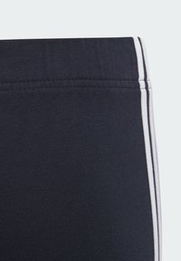 adidas Performance - ADIDAS ESSENTIALS 3-STRIPES LEGGINGS - Tracksuit bottoms - blue - 3