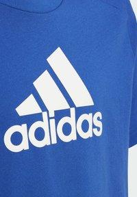 adidas Performance - LOGO T-SHIRT - Print T-shirt - blue - 2