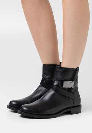 SARTORELLE - Bottines - black