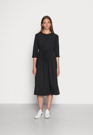 GABRIELALF LONG DRESS WOMAN - Vardagsklänning - black