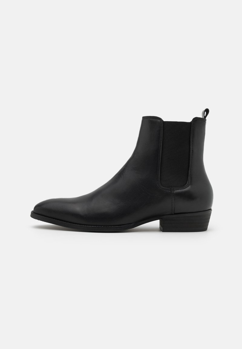Bianco - BIABECK CHELSEA  - Classic ankle boots - black