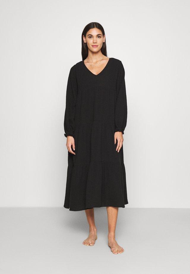 BEACH EDIT HABITAT DRESS - Ranta-asusteet - black