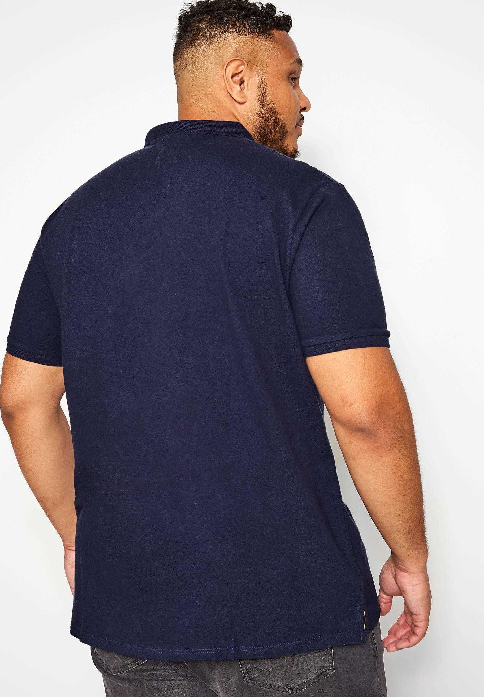 BadRhino CHEVRON - Polo shirt - blue SFI05