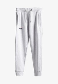 Superdry - Tracksuit bottoms - ice marl - 0
