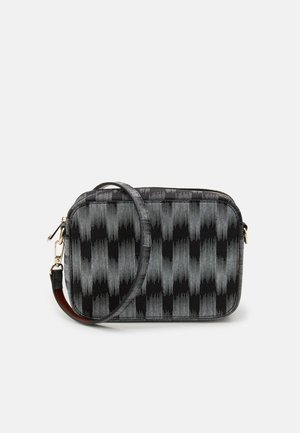 GLEAM PILLO BAG - Handbag - black