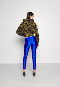 Versace Jeans Couture - PANTS - Leggings - Trousers - blue - 2