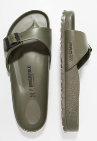 Birkenstock - MADRID - Pool slides - khaki