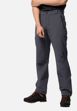 ACTIVATE THERMIC - Outdoor trousers - ebony