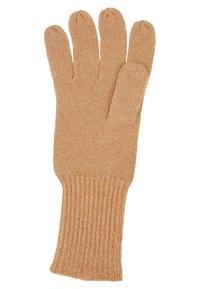 KIOMI - CASHMERE - Rękawiczki pięciopalcowe - camel - 3