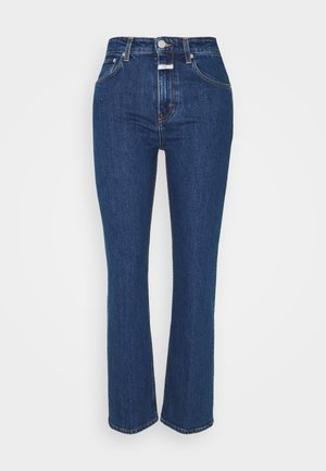 BAYLIN - Flared Jeans - dark blue