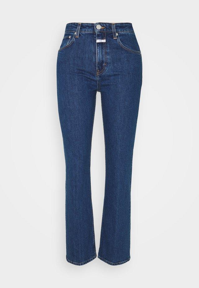 BAYLIN - Jeans a zampa - dark blue