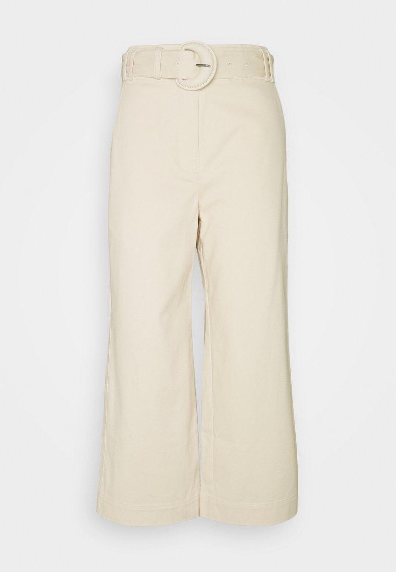 Proenza Schouler White Label - Kalhoty - ecru