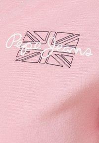 Pepe Jeans - Basic T-shirt - pink - 2