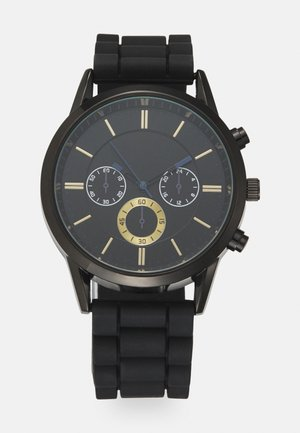Watch - black/blue