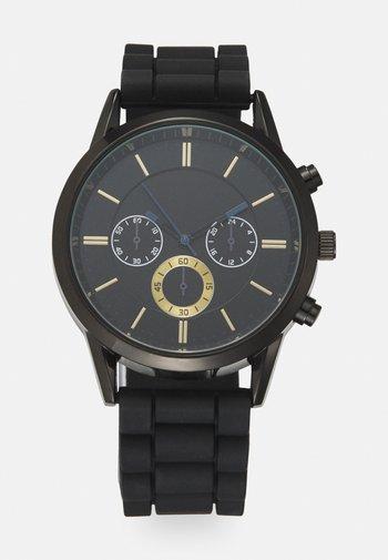Watch - black/blue