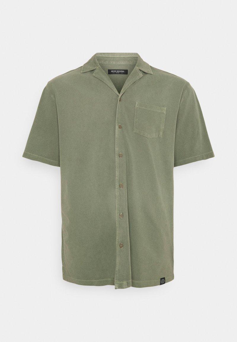 Shine Original - Camisa - dusty army
