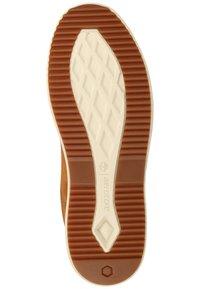 Timberland - TIMBERLAND SNEAKER - Sneakersy niskie - saddle f131 - 4