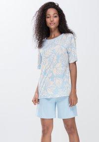 mey - Pyjama set - dream blue - 0
