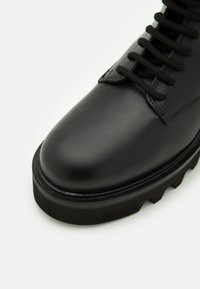 Furla - RITA ARMY BOOT  - Platform ankle boots - nero - 6
