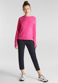 Esprit Sports - ACTIVE - Long sleeved top - pink fuchsia - 1