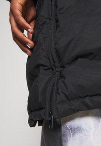 Weekday - JAY PUFFER JACKET - Zimní kabát - black - 5