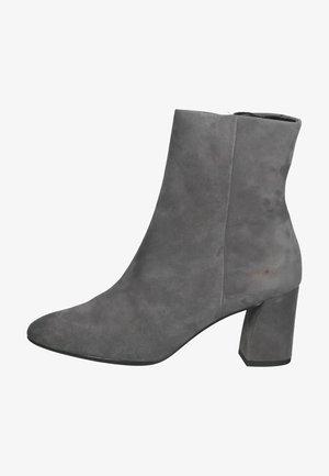 Classic ankle boots - asphalt