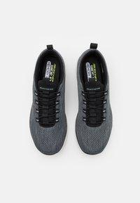 Skechers Sport - SUMMITS LOUVIN - Sneakers basse - black/white - 3