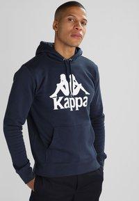 Kappa - TAINO - Sweat à capuche - navy - 0