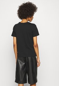 Anna Field - T-shirt imprimé - black - 2