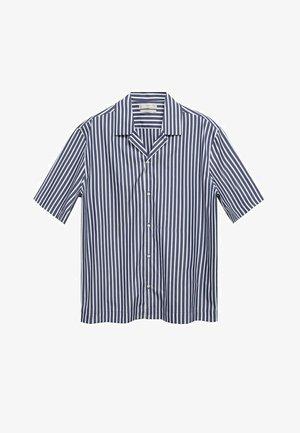 Shirt - mørk marineblå