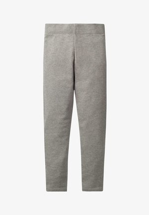 Leggings - Trousers - grau meliert