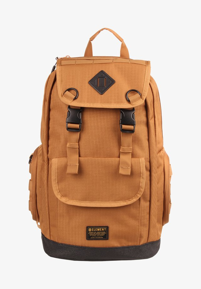 CYPRESS RECRUIT - Rucksack - bronco brown
