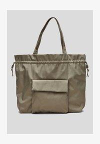 s.Oliver - SAC - Tote bag - khaki - 3