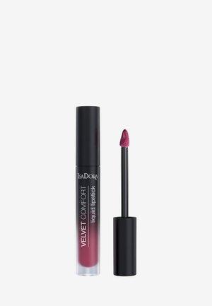 VELVET COMFORT LIQUID LIPSTICK - Liquid lipstick - berry blush